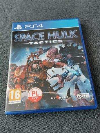 Space Hulk Tactics PS4 PL