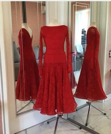 Бейсик, платье для бальных танцев, Стандарт