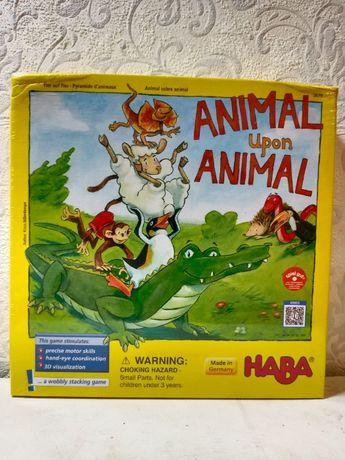 Зверобашня (Animal Upon Animal) настольная игра