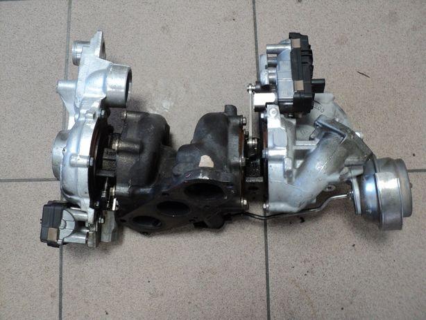 Turbosprężarka BMW G30,G11 typ B57D30C