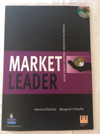 Учебник английского языка Market leader, advanced