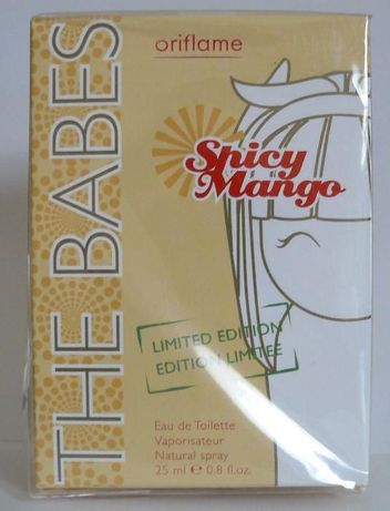 Oriflame The Babes Spicy Mango Туалетная вода