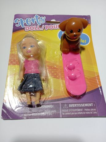Кукла Sports doll