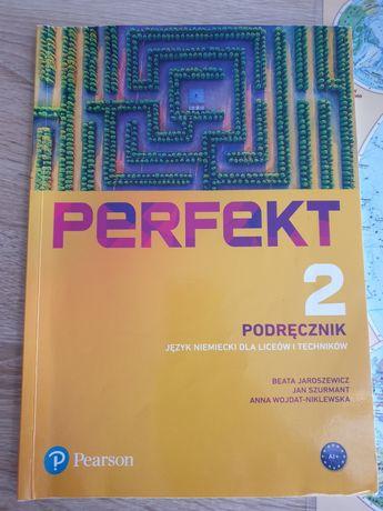 Pearson Perfekt 2 Podręcznik dla liceów i techników