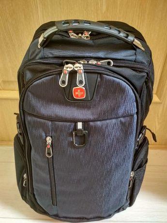 "АКЦИЯ! Рюкзак SwissGear 7608 ""Jesson"" USB+AUX Есть самовывоз."