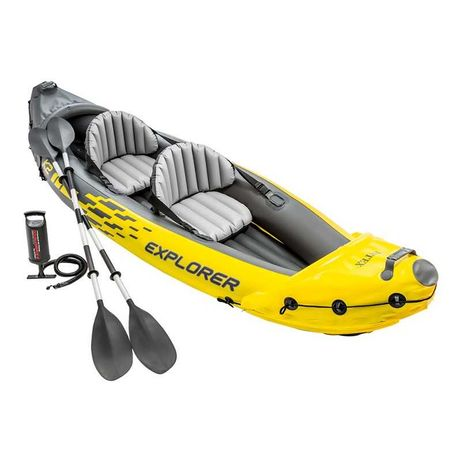 Kayak K2 Intex para 2 pessoas - insuflável