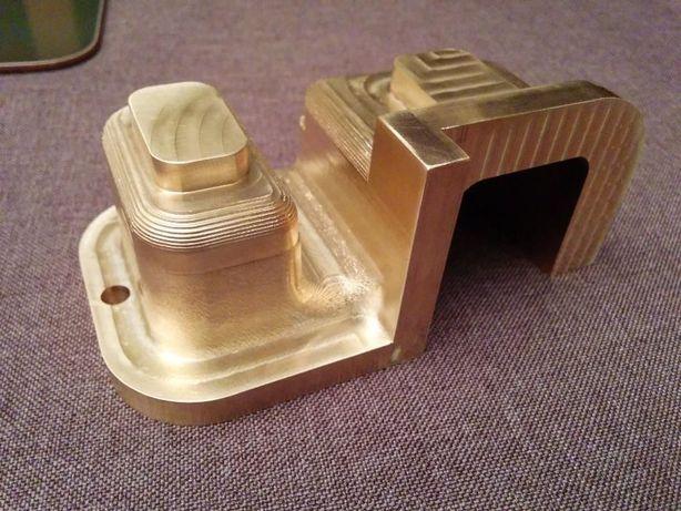 Frezowanie CNC wycinanie grawerowanie obróbka skrawaniem Druk 3D