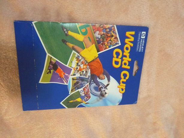 CD World Cup 1998