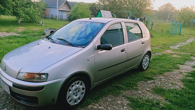 Fiat punto elx 1.2 бензин