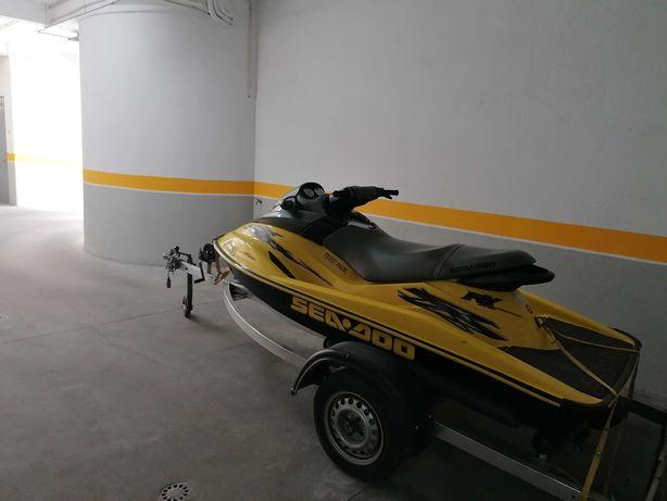Sea doo RX 135cv