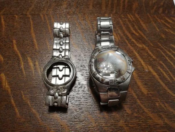 Sprzedam 2 koperty zegarków z bransoletami