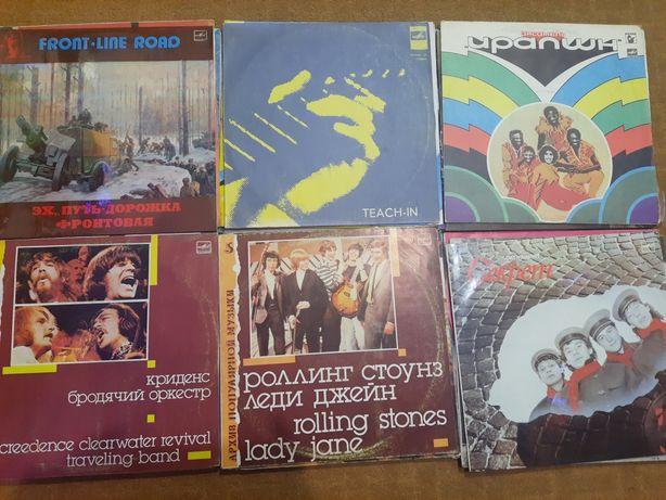 Abba, Rolling stones, Elvis, Алиса, Duran Duran и другие