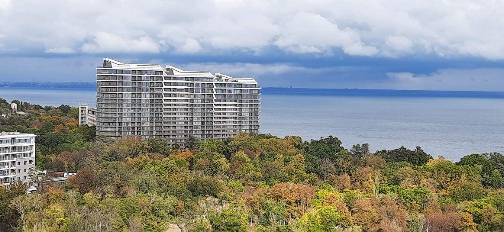Аркадия,1 линия моря,балкон,панорамный вид на море,джакузи,посуточно,-1