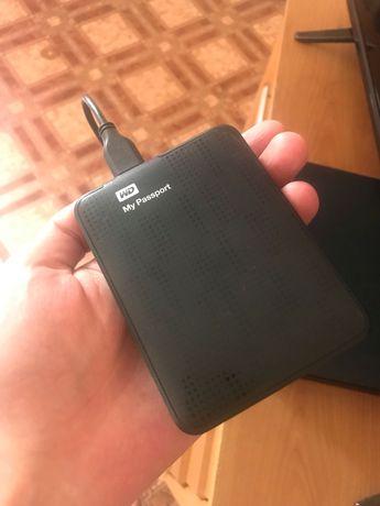 Внешний жесткий диск WD My Passport 500Gb