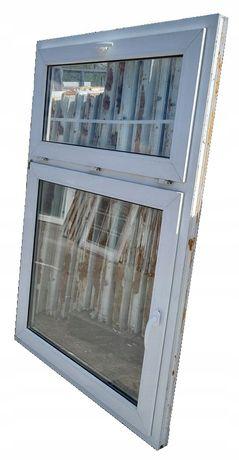 OKNA KacprzaK OKNO PCV 114X167 Używane z demontażu