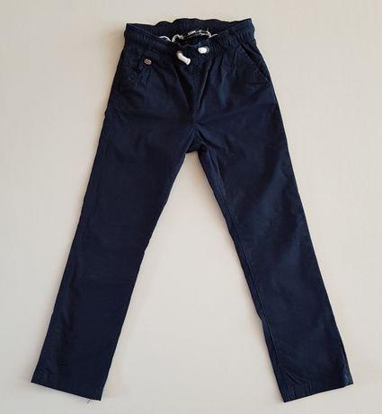 MEXX Spodnie chłopięce SLIM 116 STAN BDB