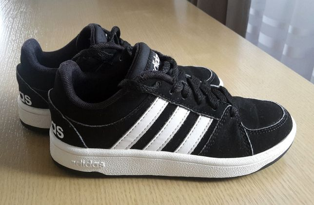 Adidas, buty chłopięce, rozmiar 28, czarne