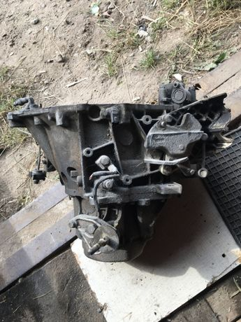 КПП/Коробка передач CITROEN BERLINGO 2.0HDI 20DM39