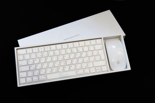 Apple Magic Keyboard Mouse 2 A1644 A1657 мышь и клавиатура комплект