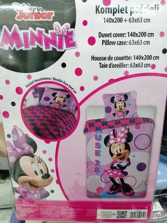 Capa + almofada Reversível Minnie/Mickey/Spiderman
