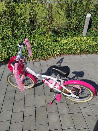 Rowerek dla dziewczynki Btwin