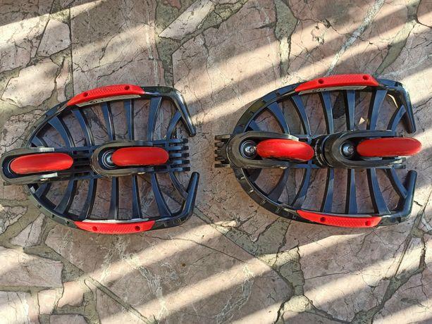 HUDORA Twin-Skate  wyjątkowa deskorolka