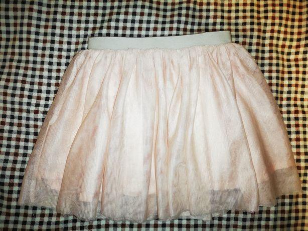 Spódniczka tiulowa h&m, rozmiar 92