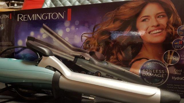 Плойка с эффектом увлажнения волос Remington для тех кто любит локоны