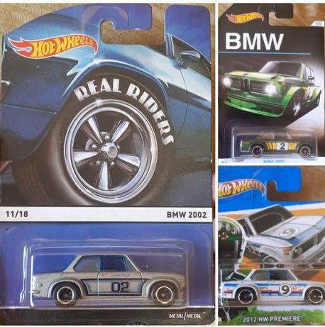 Bmw 2002 hot wheels