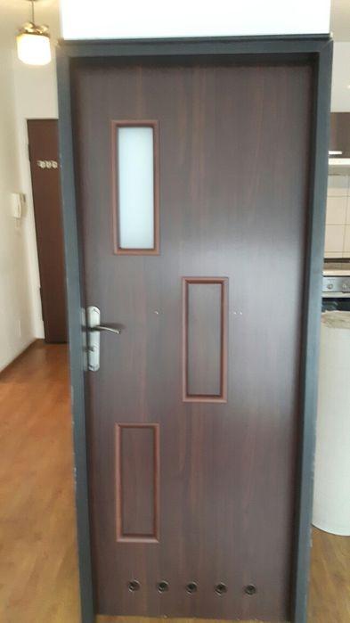 Drzwi po demontaźu 80cm Warszawa - image 1