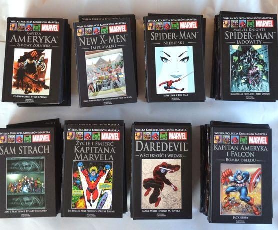 WKKM Wielka Kolekcja Komiksów Marvela na sztuki