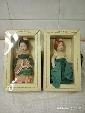 Bonecas de Porcelana Novas e ainda na caixa