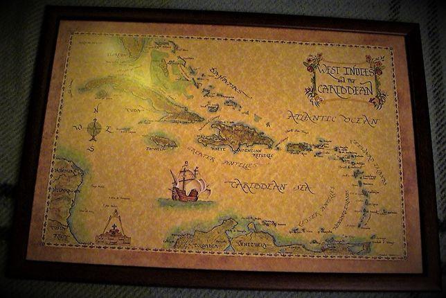 QUADRO Caribbean - (Antigo)