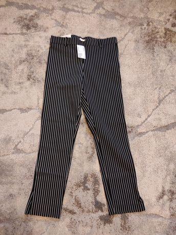 Nowe spodnie, cygaretki H&M Rozm 40