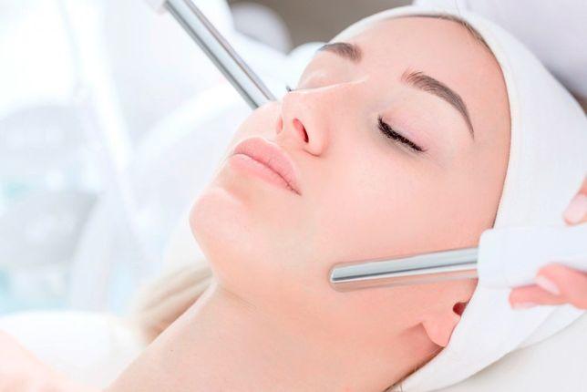 Микротоки для лица 450 грн. Микротоковая терапия. Косметолог Одесса.