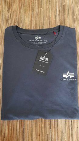 Alpha Industries nowy oryginalny t-shirt