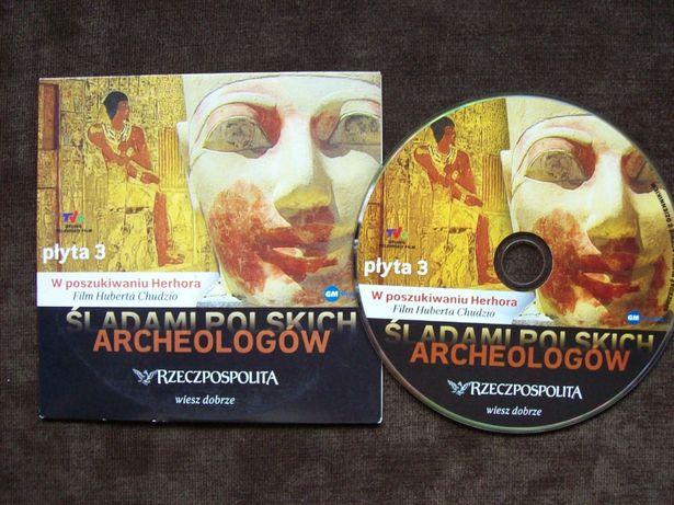 Śladami Polskich archeologów film