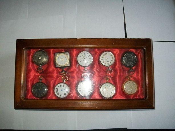 Kolekcja Zegarków Kieszonkowych Zakhorloge