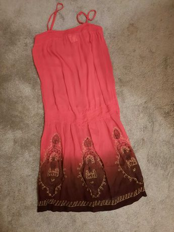 Sukienka plazowa