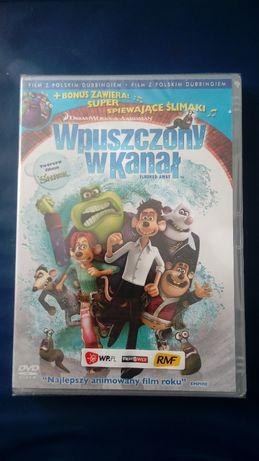 Wpuszczony W Kanał (Flushed Away) (DVD)
