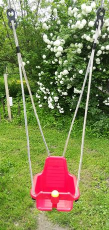 Huśtawka ogrodowa dla dzieci  18-36 m.