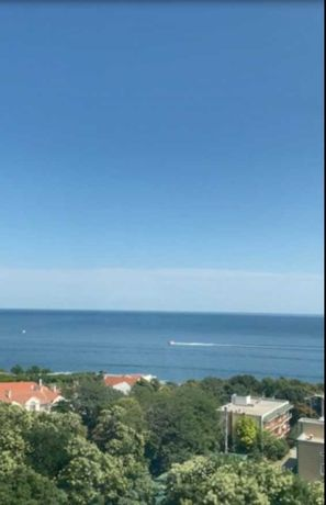 Продам 1 комн. квартира ЖК «Sea View». Вид на море и Аркадию.