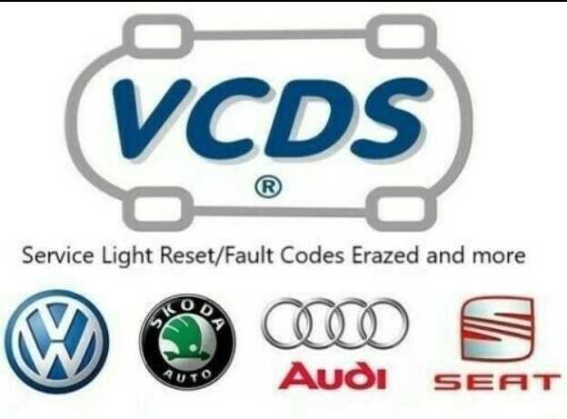 VW Audi Skoda VAG VCDS VAS Kody, Loginy, materiały wersja 2021