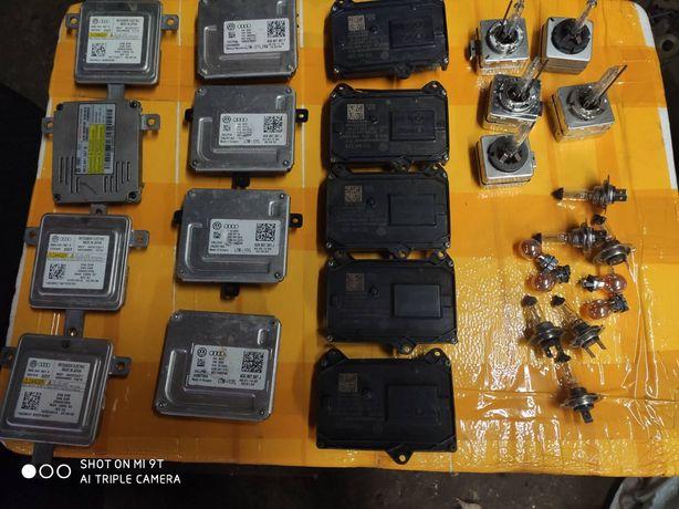 Блоки фар блок AFS блок розжига led ауди VW Passat CC СС лампы d3s д3с