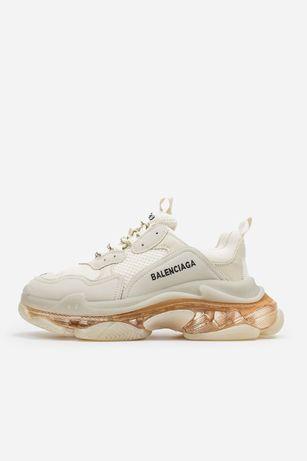 """Кросівки Balenciaga TRIPLE S """"BEIGE"""""""