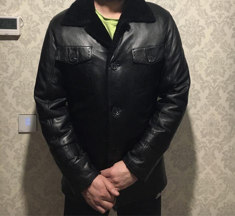 Мужская дублёнка Киев - изображение 1