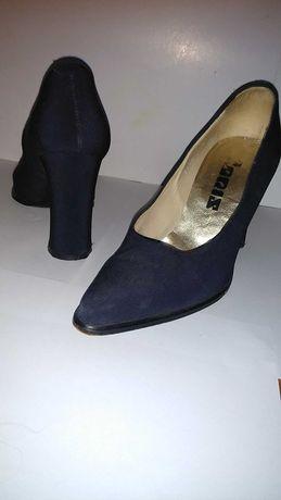 Sapatos de salto (couro) Loris