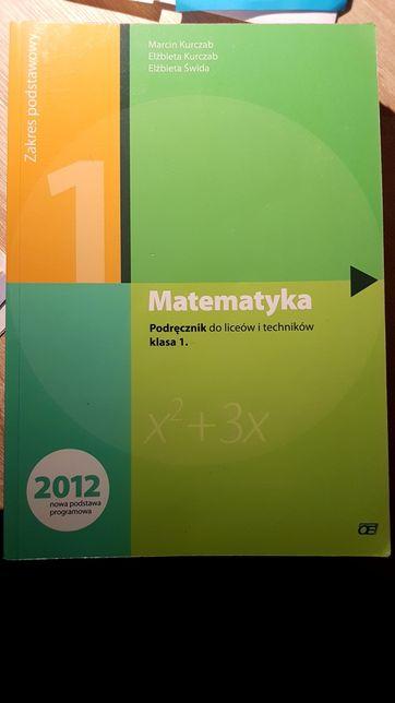 Podręcznik do matematyki 1 OE