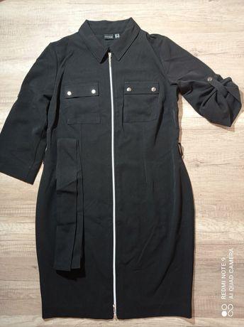 Платье женское плотное