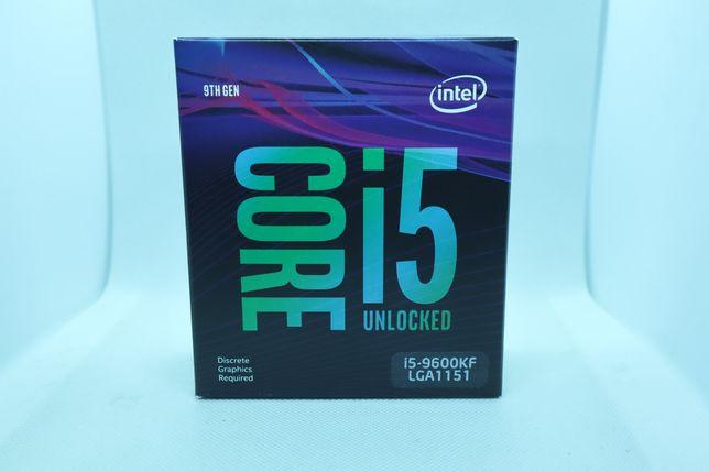 Processador Intel Core i5-9600KF Hexa-Core 3.7GHz c/ Turbo 4.6GHz 9MB